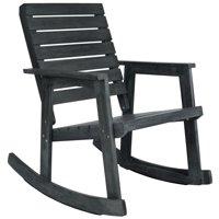 Safavieh Alexei Indoor/Outdoor Acacia Rocking Chair