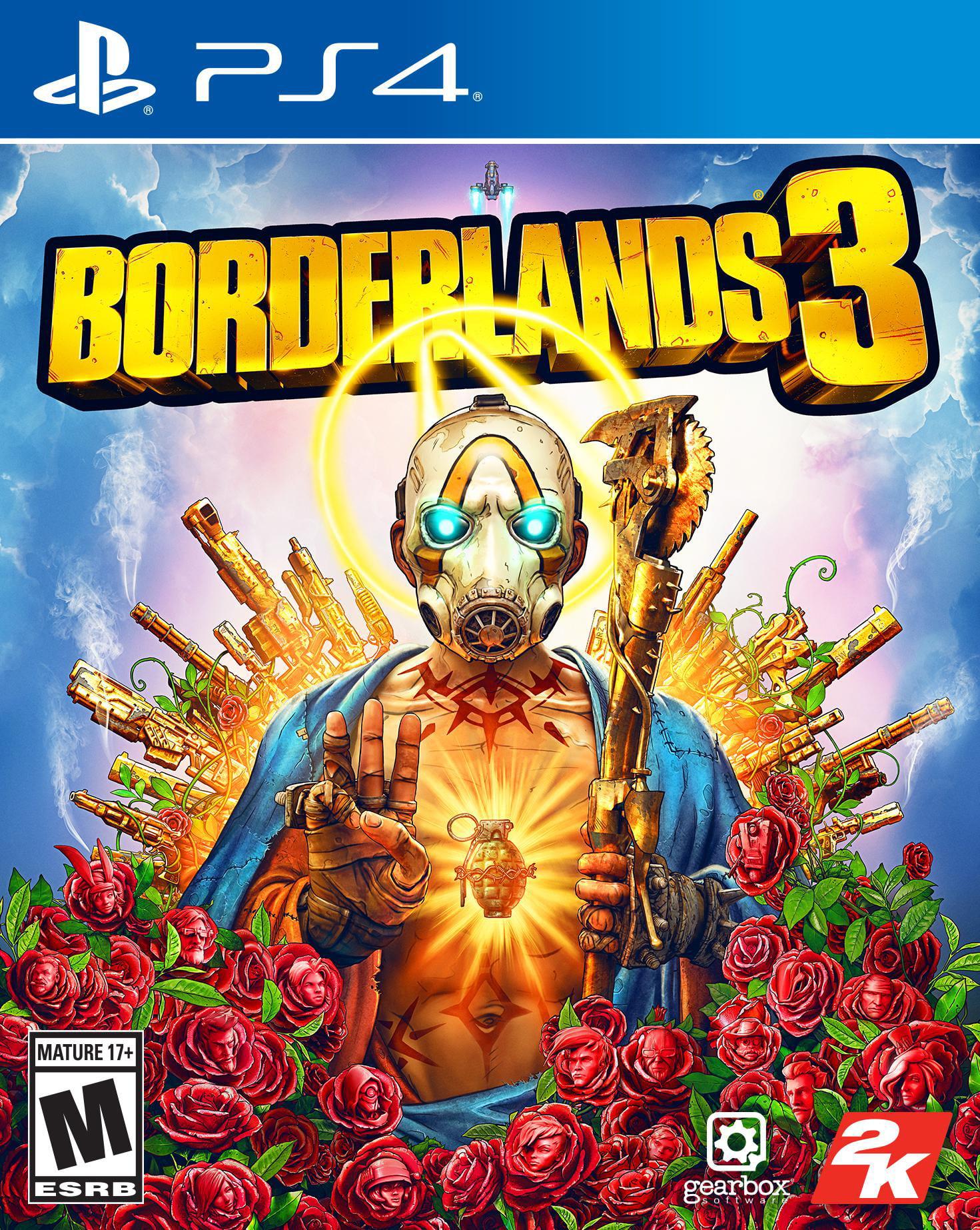 Borderlands 3, 2K, PlayStation 4, 710425574931
