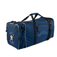 """MLB Houston Astros """"Steal"""" 12""""H x 28""""L x 11"""" W Duffel Bag"""