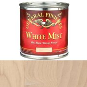 White Mist, 1/2 Pint GF Wood Stain