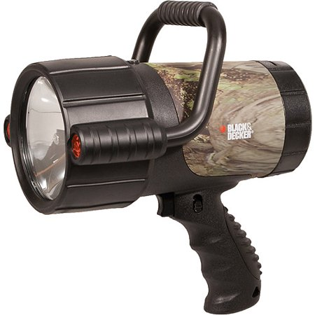 Black & Decker V2 Rechargeable Spotlight, Camo