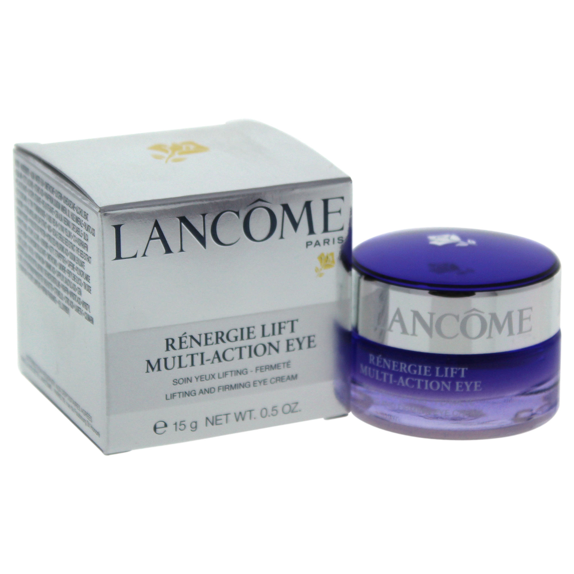 Renergie Yeux Multi-Lift Lifting Firming Anti-Wrinkle Eye Cream by Lancome for Unisex - 15 ml Eye Cr