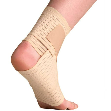 Thermoskin Medicine (Thermoskin Elastic Ankle Wrap - Large/ - X-Large)