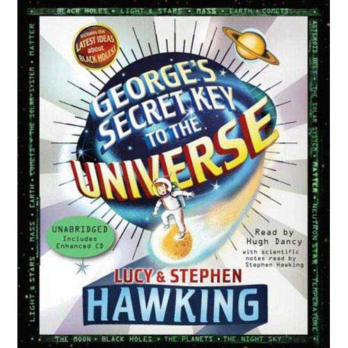 GEORGE'S SECRET KEY TO THE UNIVERSE [9780743571616]