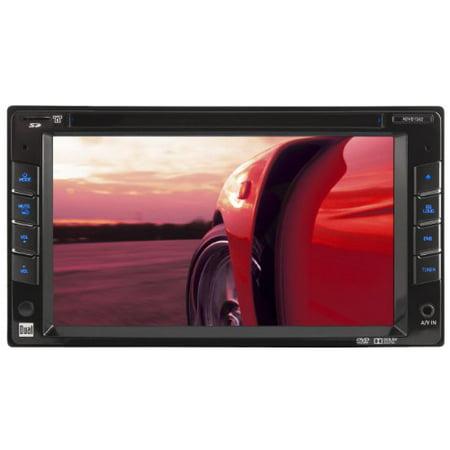 Dual XDVD1262 Car DVD Player - 6.2