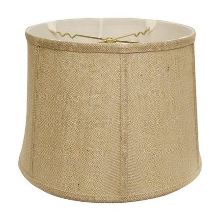 Winston Porter 13 Bamboo Rattan Drum Lamp Shade