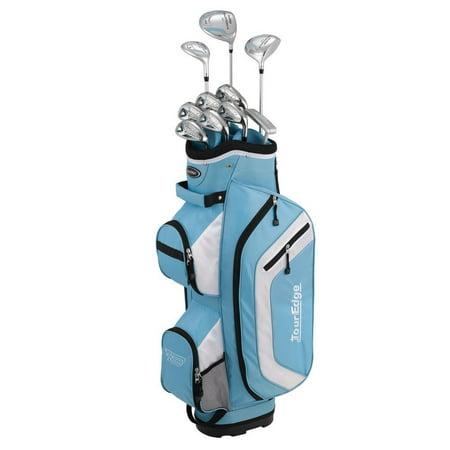 Tour Edge Senior Bazooka - Tour Edge Bazooka 260 Women's Golf Complete Set with Bag, Right Handed