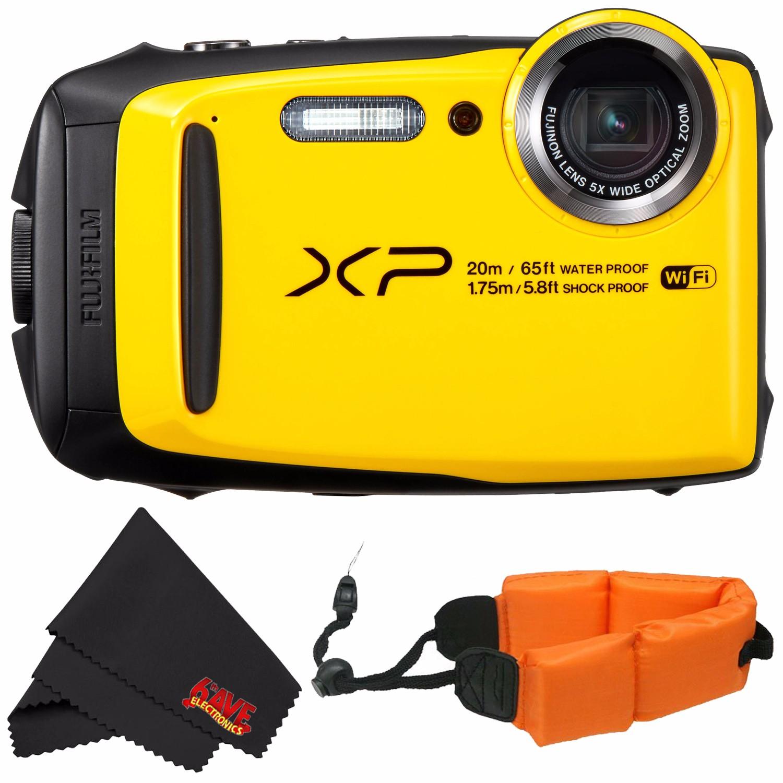 Fujifilm FinePix XP120 Waterproof Digital Camera Internat...