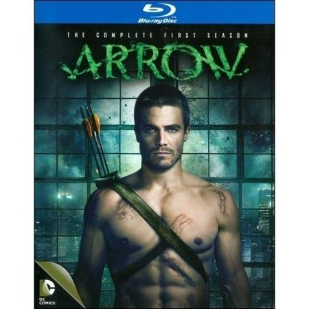 Arrow: The Complete First Season (Blu-ray)