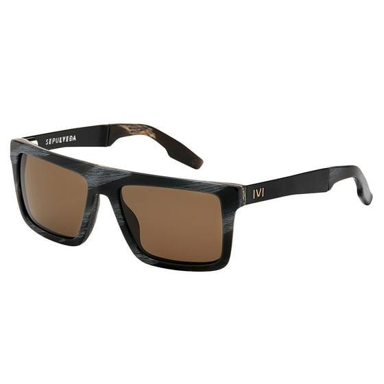 6e5d50581ab IVI Eyewear - New IVI Eyewear Sepulveda Polarized Rectangular 55 mm ...