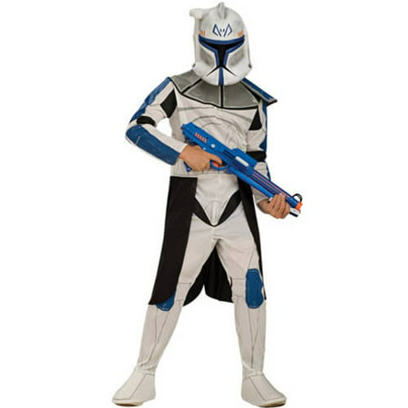 Star Wars Rex Clone Trooper Child Halloween - Clone Trooper Child Costume