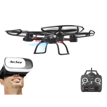 Swift Stream RC Remote Control Z-32VR Wi-Fi Camera Drone with VR