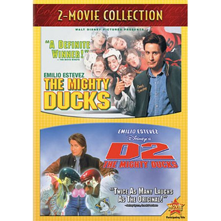 The Mighty Ducks / D2: The Mighty Ducks (DVD) - Daffy Duck Halloween Movie