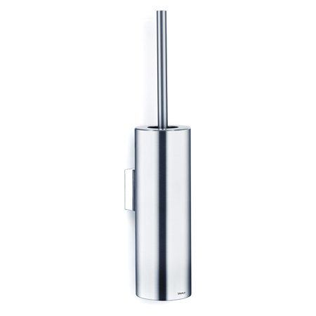 - Blomus Nexio Tall Wall Mount Toilet Brush with Holder