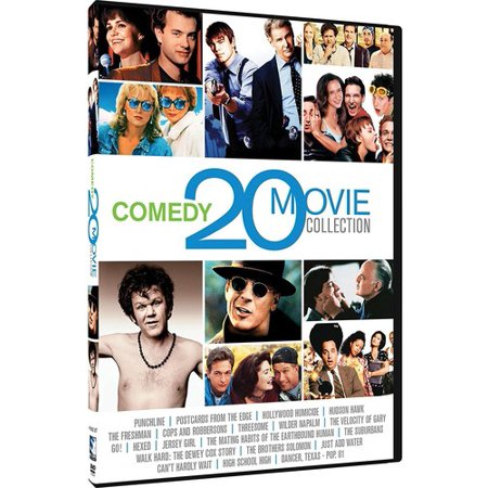 Comedy 20 Movie Collection (DVD) - Adult Movie