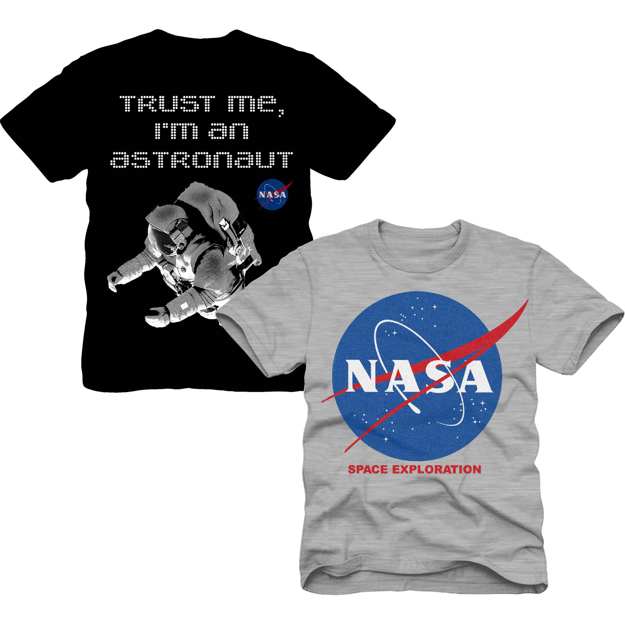 Toddler Boys' Graphic Tee Shirts, 2-Pack - Online Exclusive