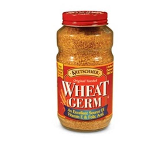 Sun Country Toasted Wheat Germ 12 Oz (Pack of 6)