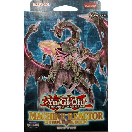 Yu-Gi-Oh! Machine Reactor Reprint Deck