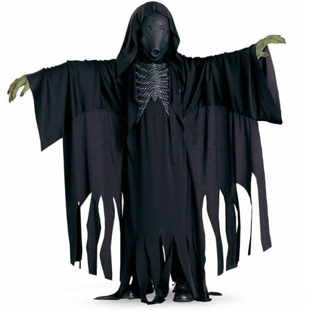 Harry Potter Dementor Boys' Child Halloween Costume - Trailer Park Boys Halloween Costume