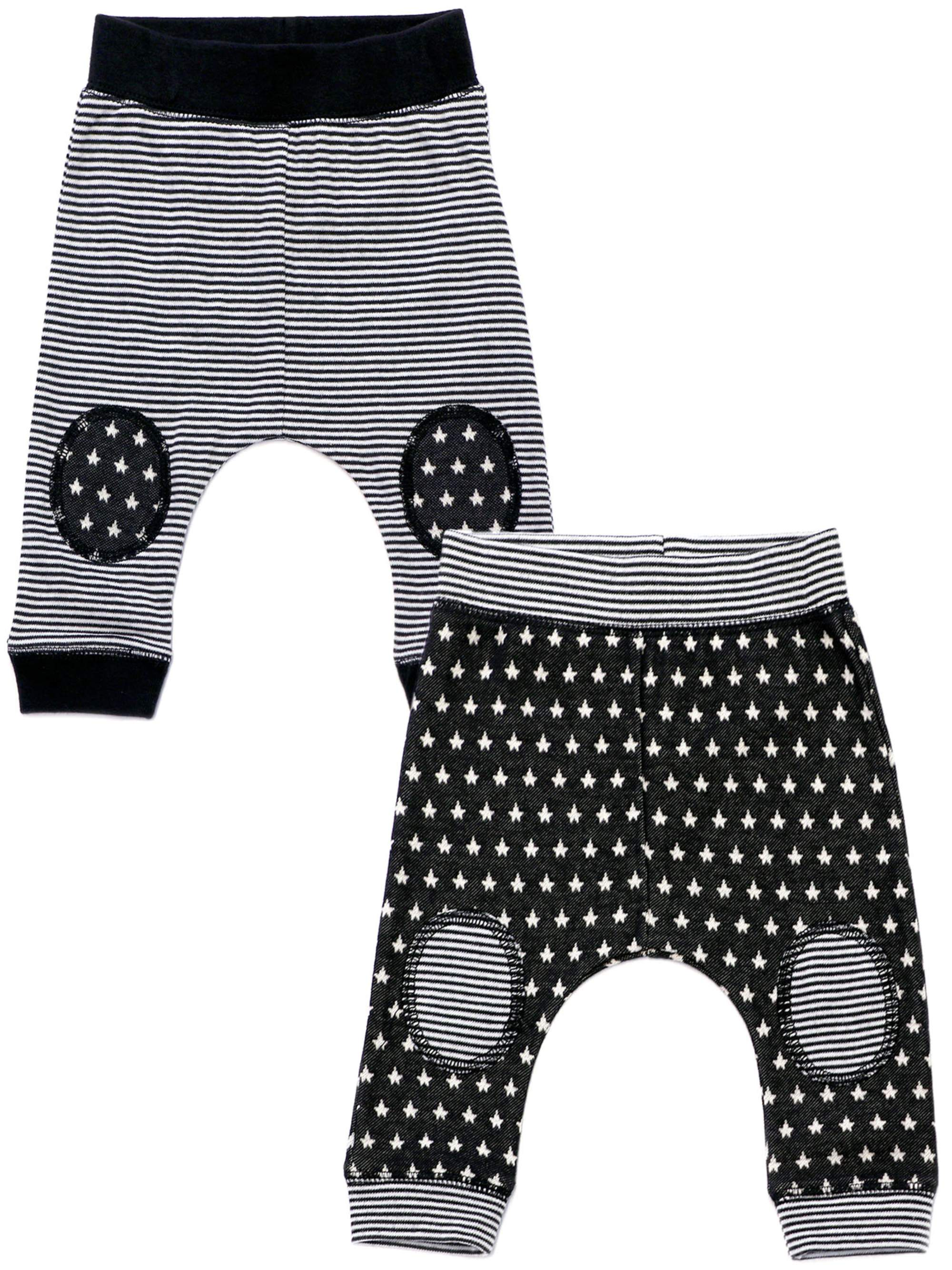 Kapital K Harem Jogger Pants, 2-pack (Baby Boys)