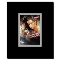 Terminator: The Sarah Connor Chronicles - style BA Framed Movie Poster