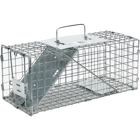 Havahart Small Professional Style 1 Door Animal Trap For Squirrel  Rabbit  Skunk And Mink