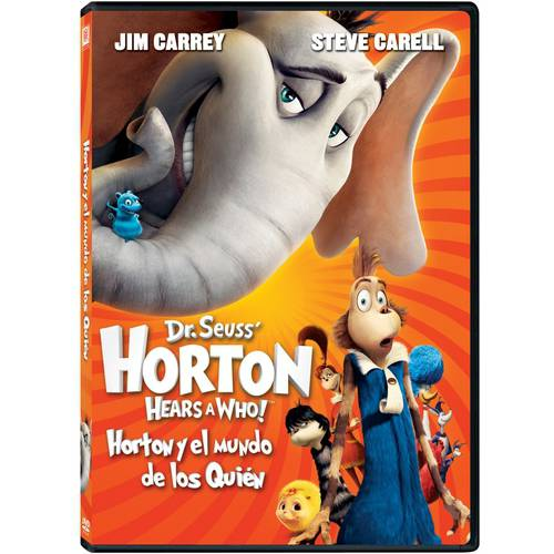 Horton Hears A Who (Spanish Packaging) (Widescreen, Full Frame)