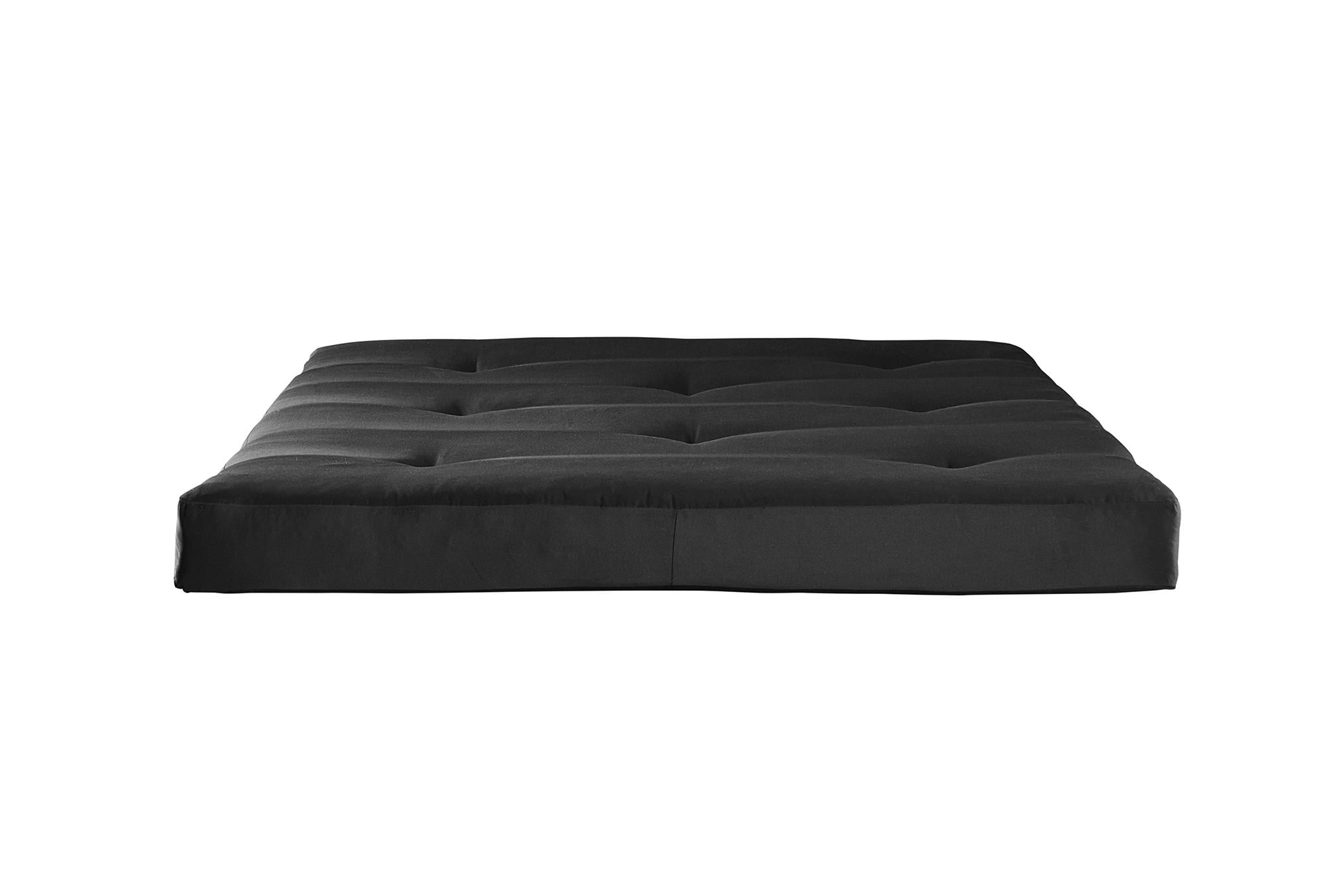 inch tufted futon com cover mainstays ip colors multiple walmart mattress
