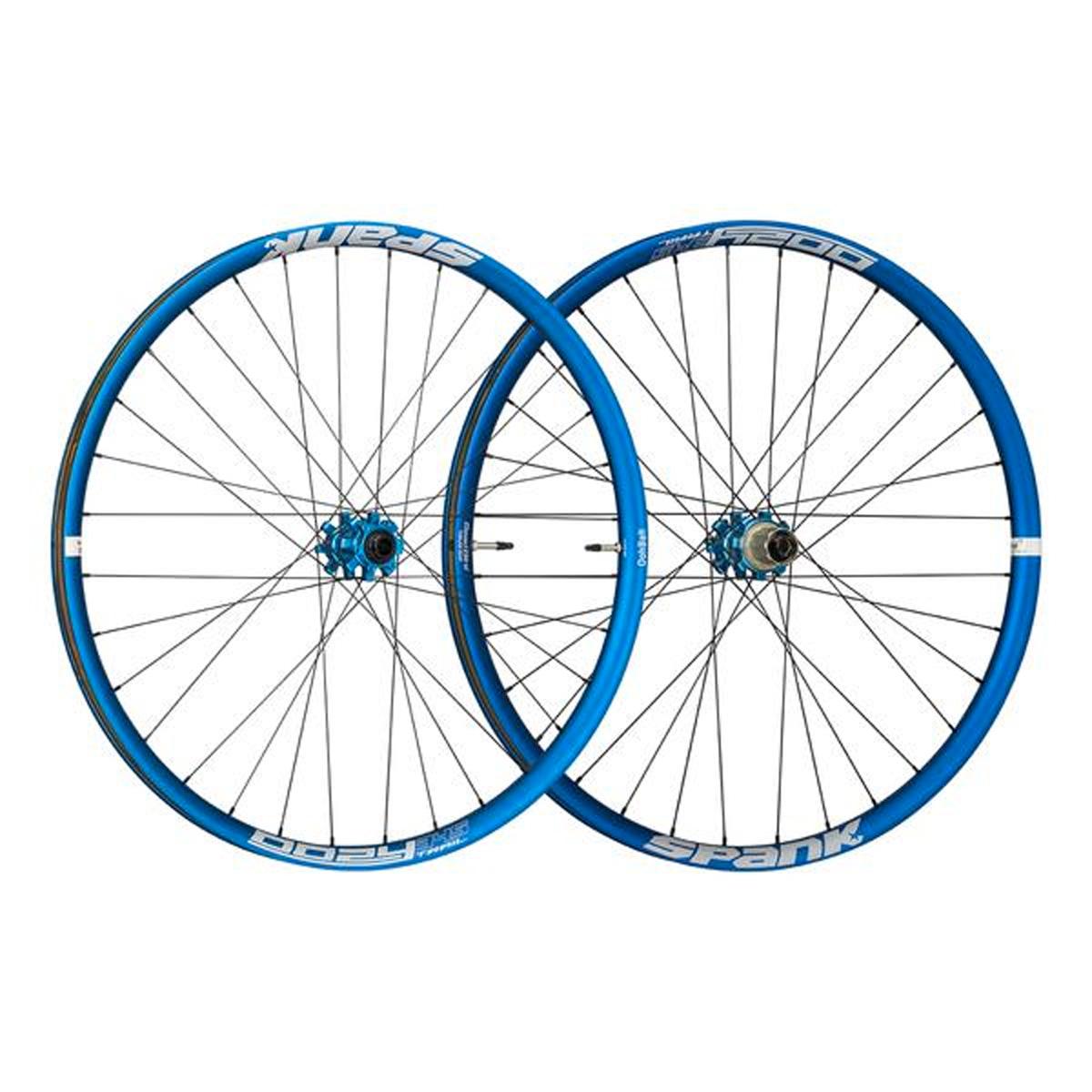 Spank OOZY Trail 345 Boost Bicycle Wheelset