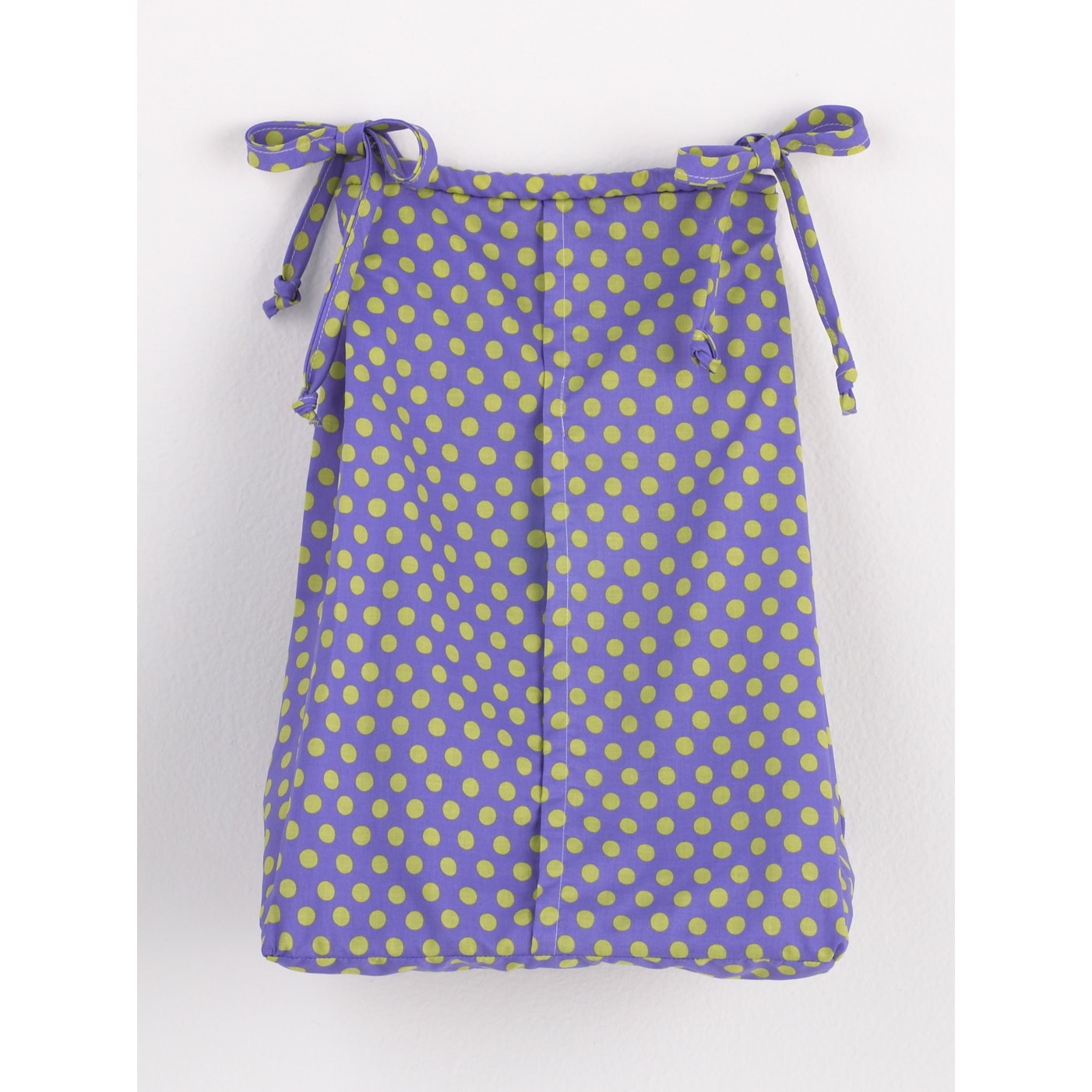 Cotton Tale  Periwinkle Diaper Stacker