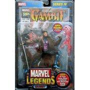 Marvel Series 4 Gambit Action Figure