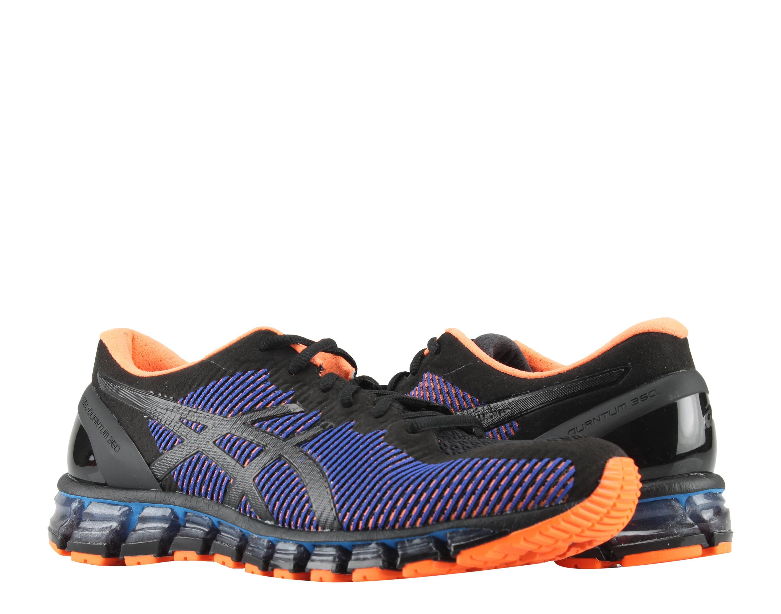 ASICS Asics Gel Quantum 360 CM BlackOnyxHot Orange Men's Running Shoes T6G1N 9099