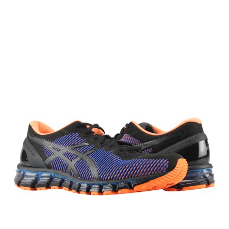 tout neuf a5651 c9493 Asics Gel-Quantum 360 CM Black/Onyx/Hot Orange Men's Running Shoes  T6G1N-9099