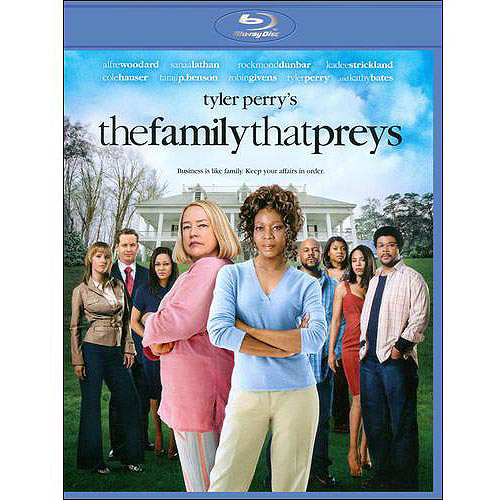 Tyler Perry's The Family That Preys (Blu-ray) (Widescreen)