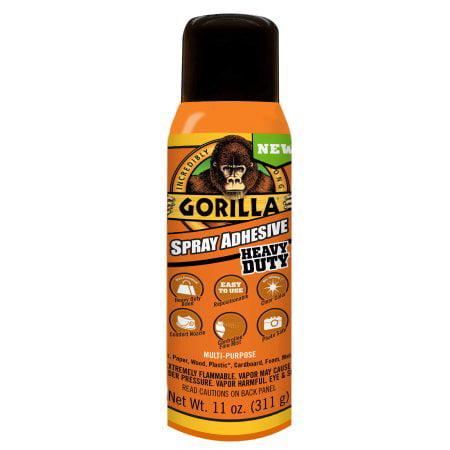 Gorilla Spray Adhesive (Pack of 8)