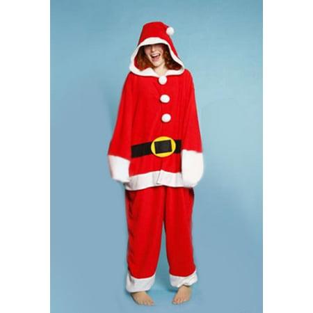 Santa Kigurumi Cushzilla Animal Adult Anime Costume Pajamas Standard -  Walmart.com 4c19e01bcb197