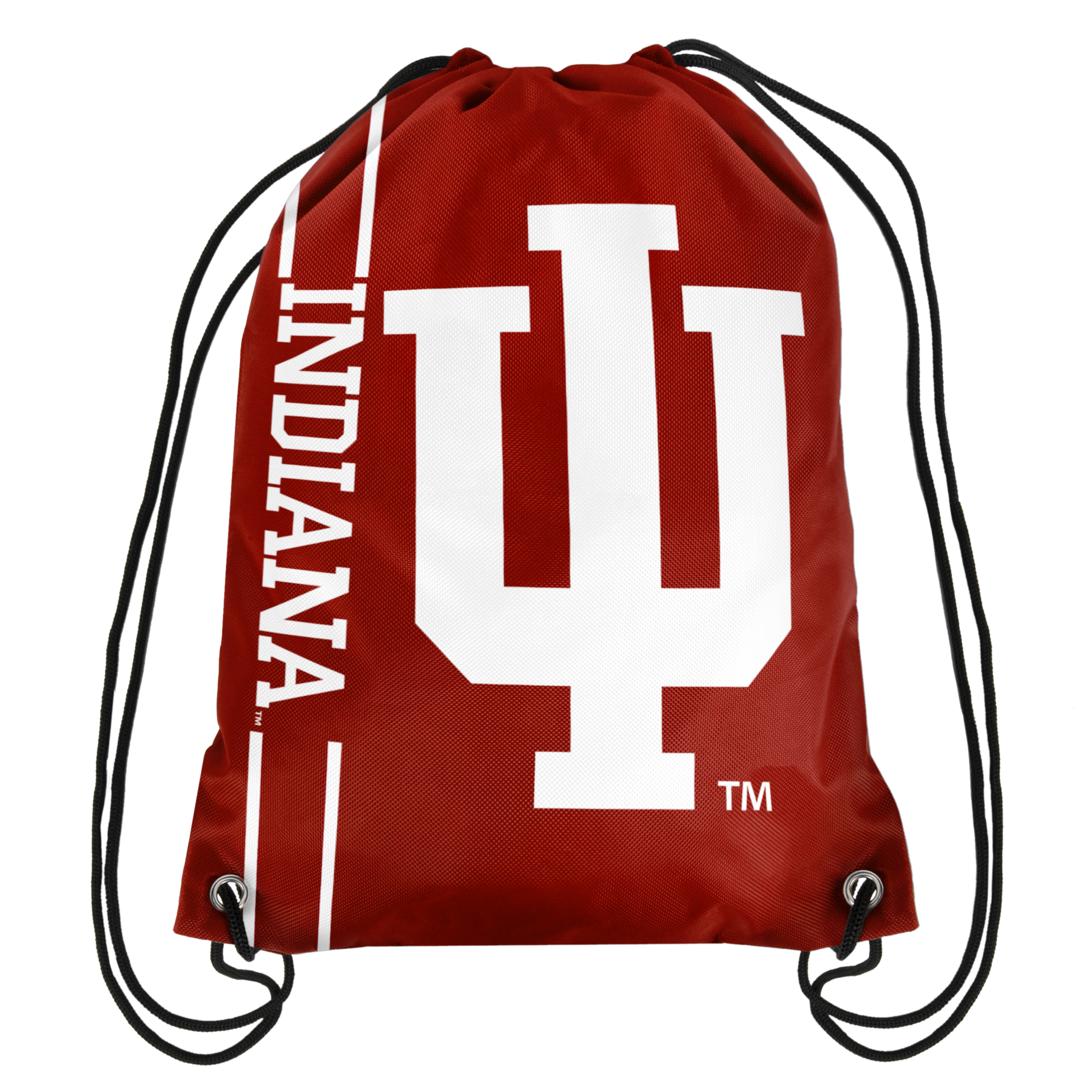 Indiana Hoosiers Official NCAA Drawstring Backpack by Forever Collectibles 984568