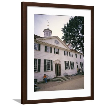 Mount Vernon Home Of George Washington Virginia Usa