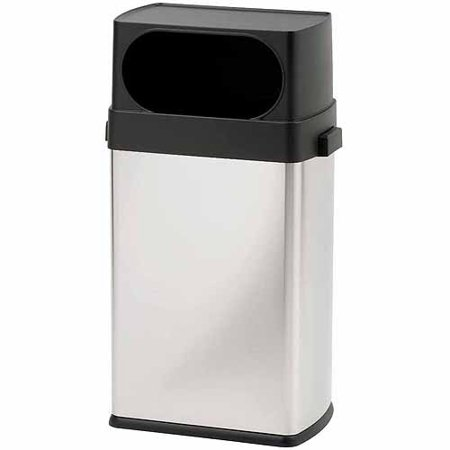 stainless steel trash bin trck15933