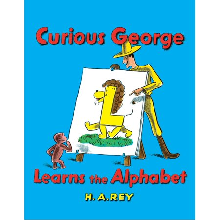 Curious George Learns the Alphabet (Read-aloud) - eBook ()