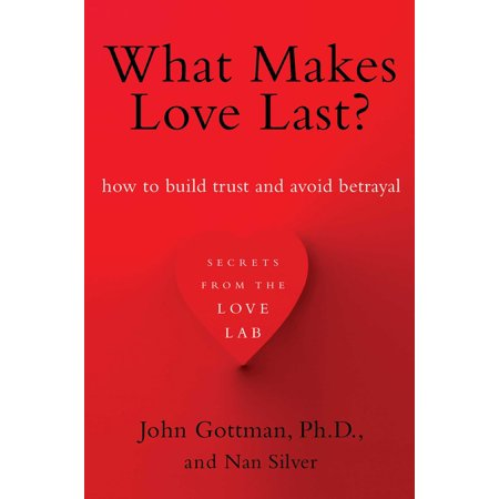 What Makes Love Last? : How to Build Trust and Avoid Betrayal ()