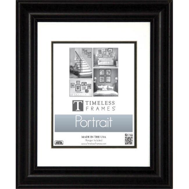 Timeless Frames 45355 Lauren Portrait Black Wall Frame 16 X 24 In