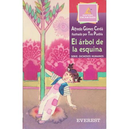 ARBOL DE LA ESQUINA [Paperback] [Jan 01, 2013] Varios