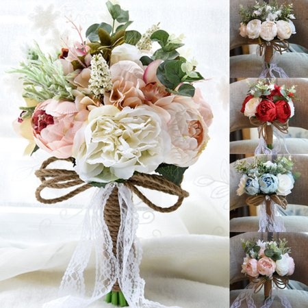 Bridal Bouquet Accessories Bridesmaid Simple Designed Wedding Supplies Decor New ()