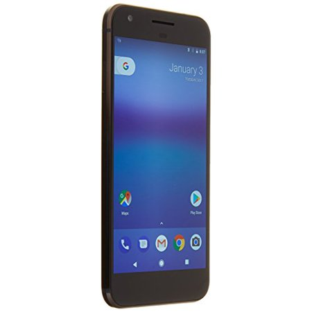 Google Pixel Phone 128 GB - 5 inch Display (Factory Unlocked US Version) (Quite Black) ()