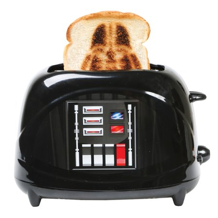Star Wars Branding Toaster Empire Collection Darth Vader