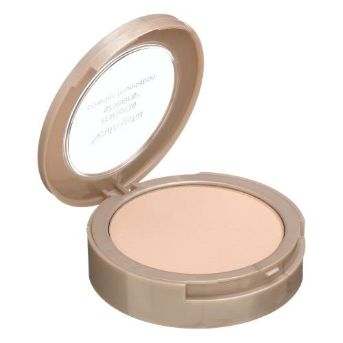 Neutrogena Mineral Sheers Powder Foundation  Natural Ivory 20  0.34 Ounce (Pack of 10)