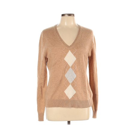 Pre-Owned Lord & Taylor Women's Size L Cashmere Pullover Sweater