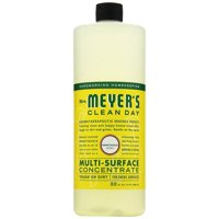 Mrs. Meyer's Clean Day Multi-Surface Concentrate - 32 oz - Honeysuckle