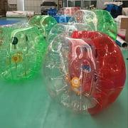 1.2M PVC Inflatable Bumper Ball  Outdoor Human Bubble Soccer Ball Football Game